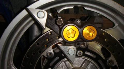 вилка мотоцикла