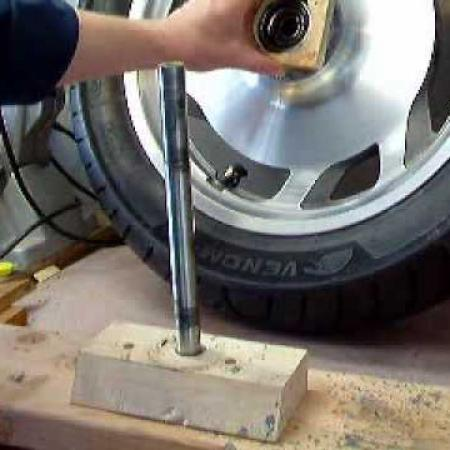 How to Polish a Valkyrie Wheel
