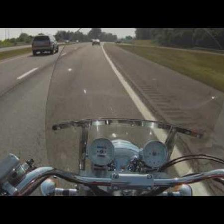 Honda Valkyrie 6-6 Cobra Exhaust!  Great Sound File!!!