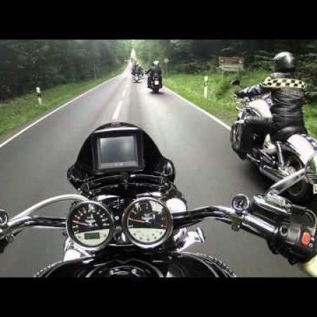 TRIUMPH ROCKET III - 7. Internationales Deutschland Rocket 3 Treffen 2012