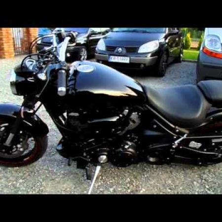 Yamaha Warrior Midnight XV1700