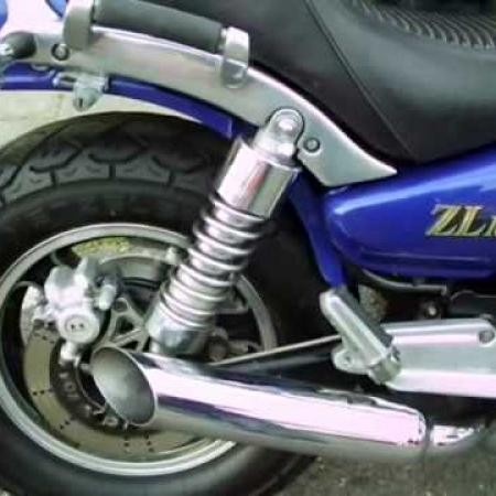 1986 Kawasaki LZ1000 Eliminator. Only 2000 ever made. Wow !!!