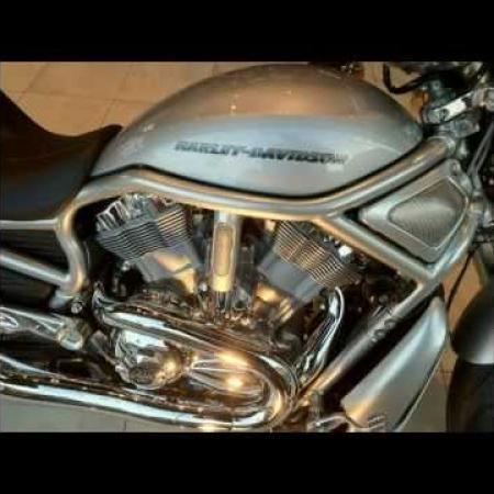 V-Rod VRSCDX 2012 Anniversary Edition